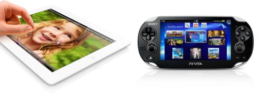 iPad mini vs. PS Vita: Tablet bietet bessere Grafik