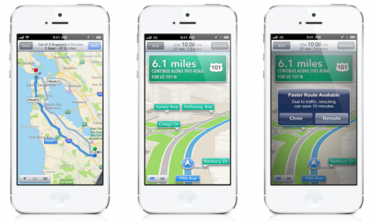 Apple Maps Australien: Turn-by-Turn Voice-Navigation gelauncht