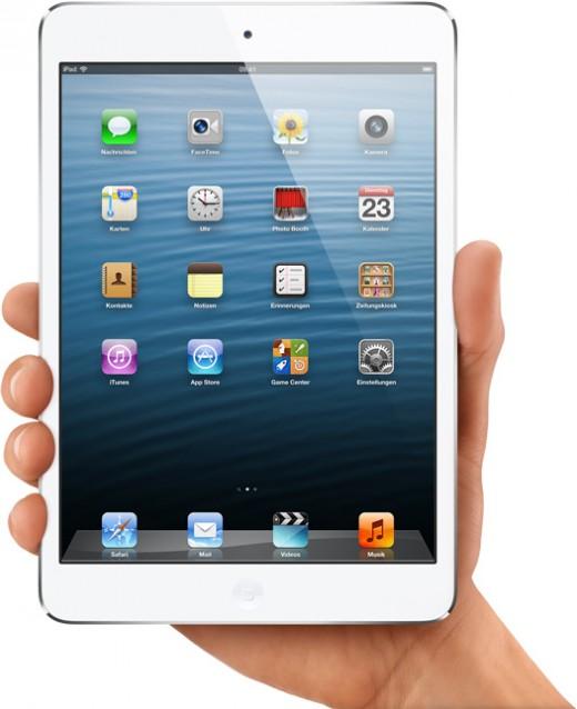 iPad mini vs. iPad 4: 7 Zoll überholen 10 Zoll