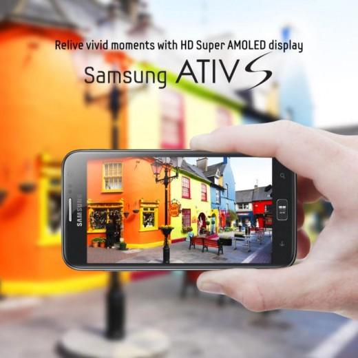 Samsung ATIV S: Erneute Verspätung auf Februar 2013