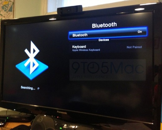 Apple TV 2 & 3: Bluetooth-Tastaturen geplant