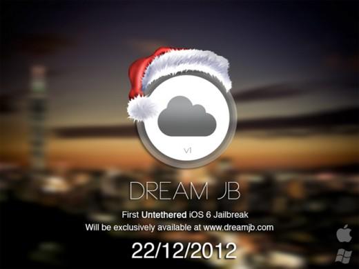 Untethered iOS 6 Jailbreak: DreamJB kündigt Beweise an