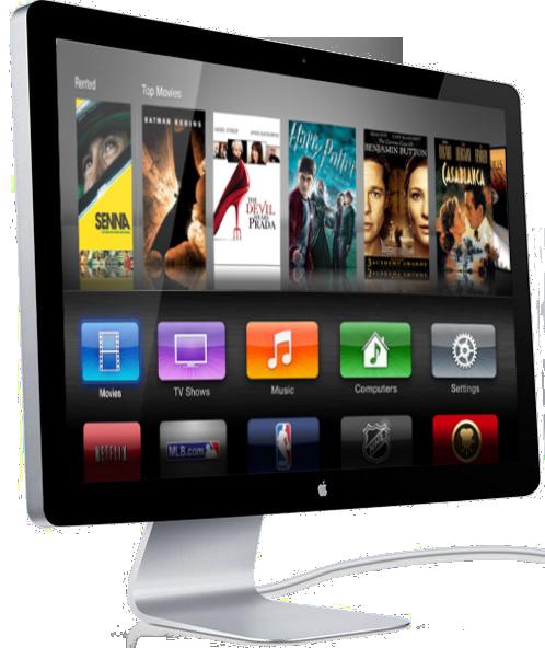 Apple TV: Tim Cook will Fernseh-Markt neu erfinden