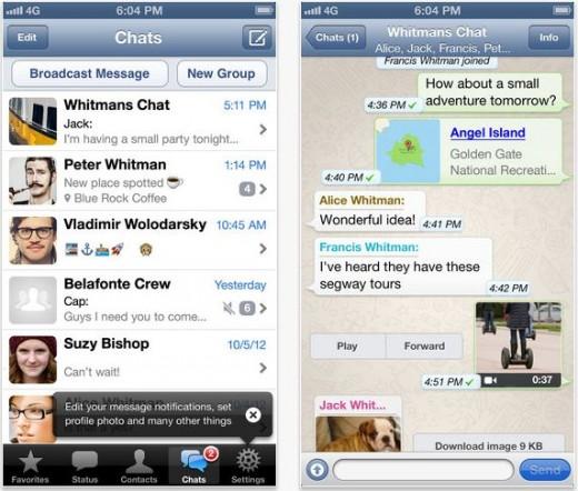 WhatsApp-Angebot: Für kurze Zeit kostenlos im App Store