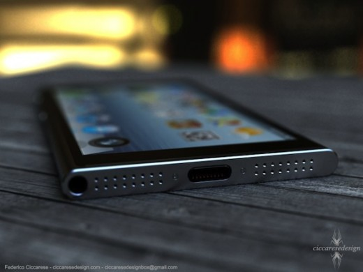 iPhone 6 Konzept: Nano-Design als Vorbild