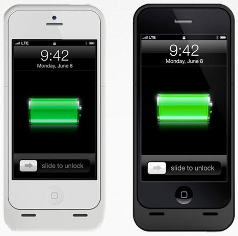 iPhone 5 MyuNu: Case mit Akku-Verbesserung und gutem Schutz