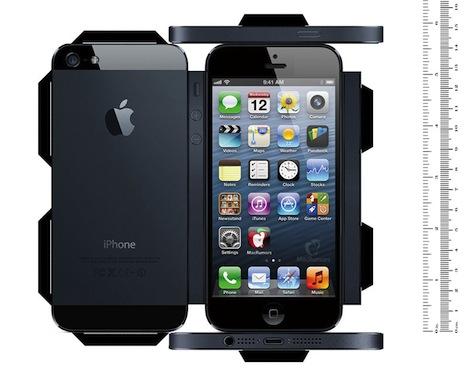 iPhone 5 zum selber Basteln - Mit Anleitung