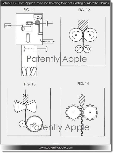 iPhone 6 & iPad 5: Kommt Liquidmetal nun endlich zum Einsatz?