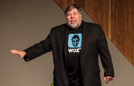 Steve Wozniak: Apple lässt nach, Samsung macht's richtig