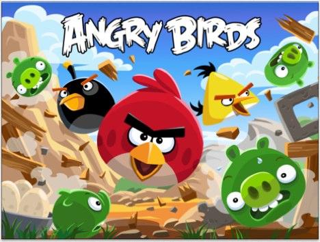 App der Woche: Angry Birds kostenlos erhältlich