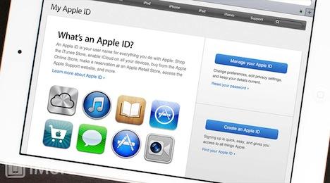 Apple schließt Sicherheitslücke im Account-System