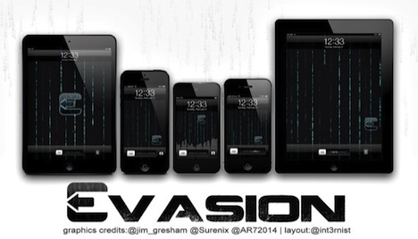 iOS 6.1 Jailbreak: Evasi0n auf 18 Millionen Devices installiert
