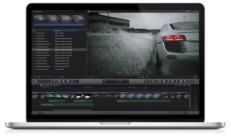 Final Cut Pro X, Motion 5 und Compressor 4: Apple veröffentlicht Updates
