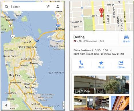 Google Maps: Gesten-Video veröffentlicht