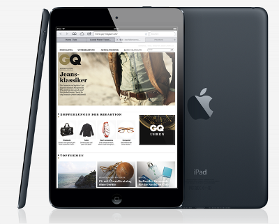 ipad mini vs ipad apple verteilt auftr ge neu iphone. Black Bedroom Furniture Sets. Home Design Ideas