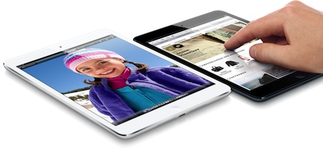 iPad mini: Bestellbeschränkung aufgehoben