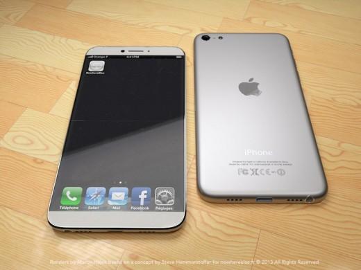 iPhone 6 Konzept: 4.8 Zoll großes Display