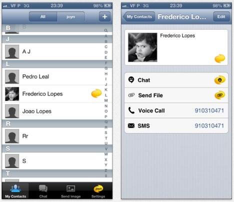 Joyn Messenger: iOS-App ab nächster Woche erhältlich