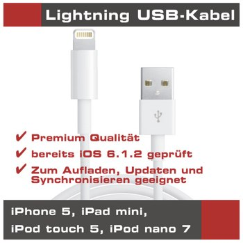 Lightning-Kabel: Bereits ab 3.20 Euro erhältlich