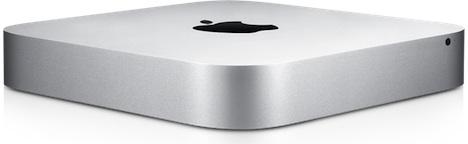 Mac Mini: Intel Core i5 und 8 GB RAM für 579 Euro