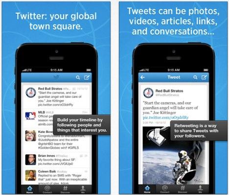 Twitter 5.4: iOS-App bringt unzählige Änderungen