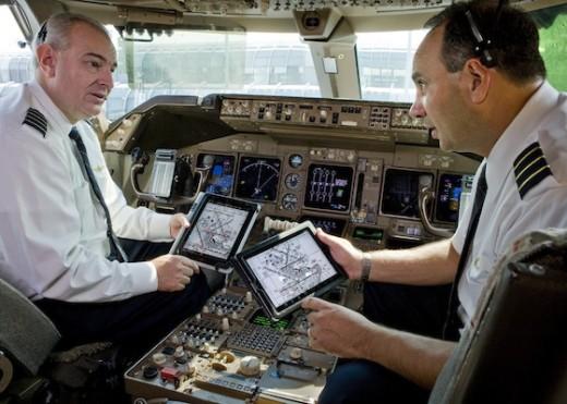 iPad, iPhone & Co.: FAA überdenkt Nutzung bei Start und Landung