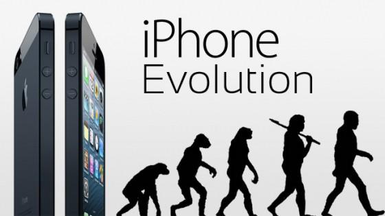 iPhone Evolution Teil 2: Vergleich der technischen Spezifikationen