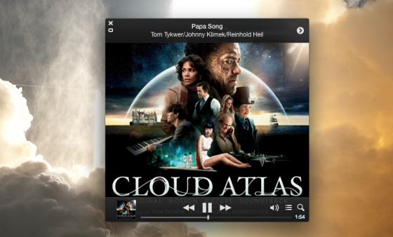 Der iTunes 11 MiniPlayer zeigt nun Cover an