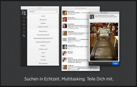 Twitter-Update für Mac bringt Unterstützung für Benachrichtigungszentrale