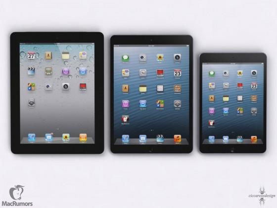 iPad 5: Release nach iPhone 5S mit zweitem Mikrofon