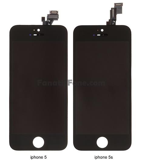 iPhone 5S & iPhone 5: Display im Vergleich