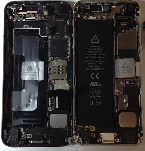 iPhone 5S: Leak-Bilder zeigen Dual-LED-Blitz