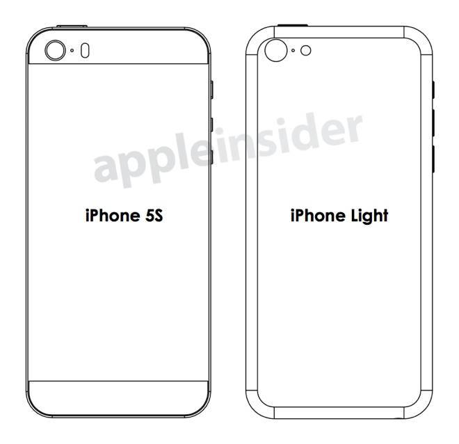 iPhone 5S & Billig-iPhone: Skizzen und Mockups aufgetaucht
