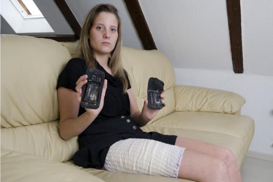 Explodiertes Galaxy S3: 18-Jährige erhält kein Schmerzensgeld