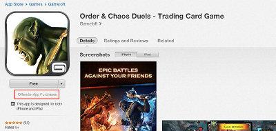 iTunes Store: 8-Jährige gibt 6.131 US-Dollar aus