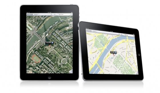 google-maps-ipad