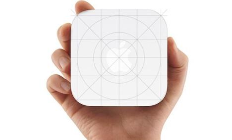 iOS 7 App Icon: Universelle Schablone für Apple-Hardware