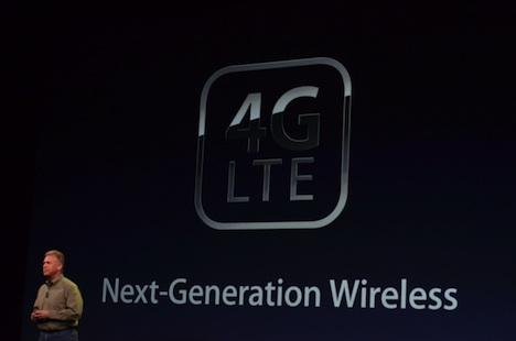 iPhone 5S: LTE Advanced soll unterstützt werden