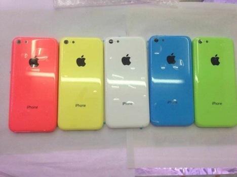 iPhone Light: Design-Konzept & Bunte Rückseiten aufgetaucht