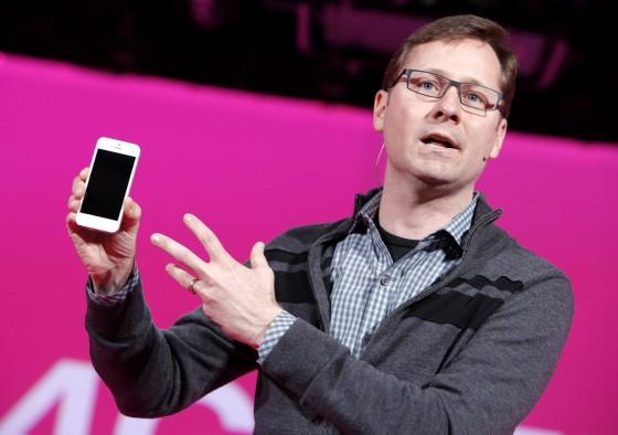 Das iPhone 5 beschert T-Mobile in den USA 1,1 Millionen zusätzliche Kunden