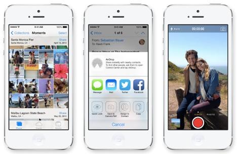 iOS 7 Release: Apple macht Mitarbeiter startklar