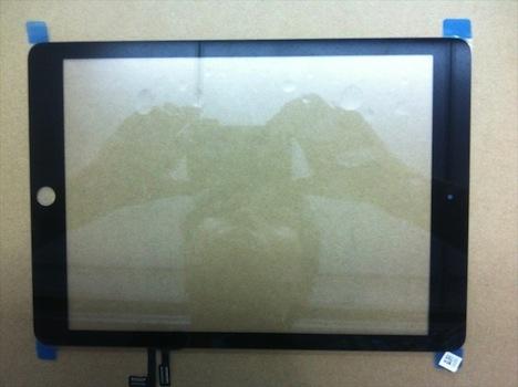 iPad 5 Display: Leak zeigt dünneren Rahmen