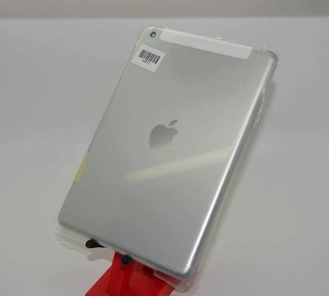 iPad mini 2: Silberne Rückseite aufgetaucht