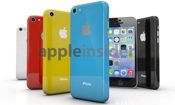iPhone 5S & iPhone 5C scheinen als Namen bestätigt