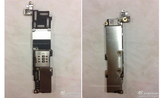 Logic Board des iPhone 5C