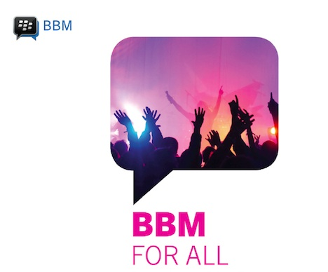 iPhone: BlackBerry Messenger hat Verspätung