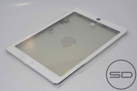 iPad 5 Gehäuse erneut auf Bildern gesichtet