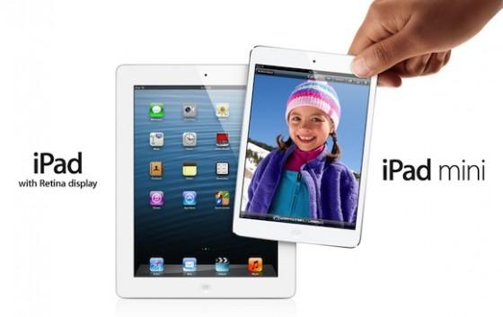iPad 5 & iPad mini 2: Marktstart Q4/2013 & Weiteres iPad mini bereits Anfang 2014