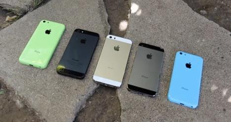 iPhone 5S & iPhone 5C: 13 Millionen Verkäufe in 10 Tagen