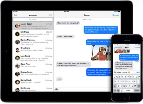 iOS 7 iMessage-Problem: Software-Update von Apple angekündigt